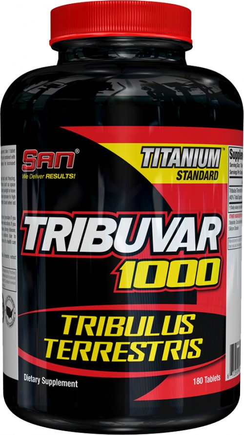 SAN Tribuvar 1000 - 180 Tablets