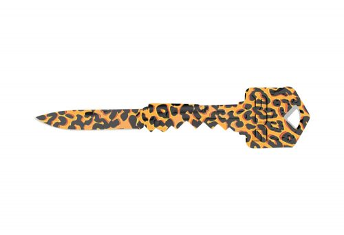 SOG Key Knife - cheetah, one size