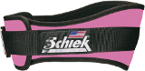 "Schiek Sports Model 2004 4.75"" Workout Belt - Pink Small"