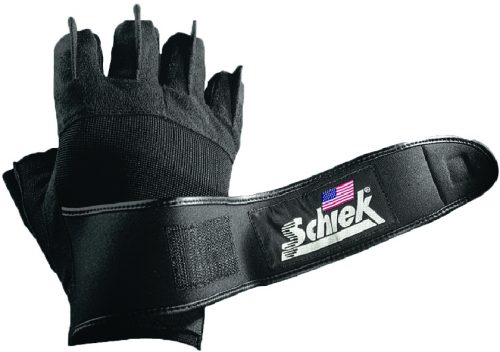 Schiek Sports Model 540 Lifting Gloves - Black XXL