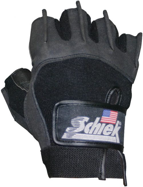 Schiek Sports Model 715 Premium Series Lifting Gloves - Small