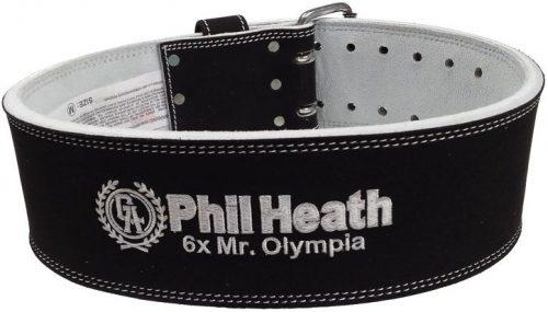 Schiek Sports Phil Heath Custom Belt - Black Medium