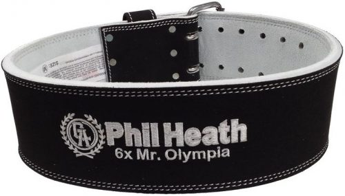 Schiek Sports Phil Heath Custom Belt - Black Small