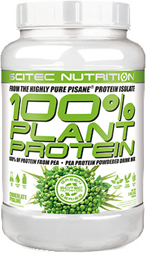 Scitec Nutrition 100% Plant Protein - 2lbs Chocolate Praline