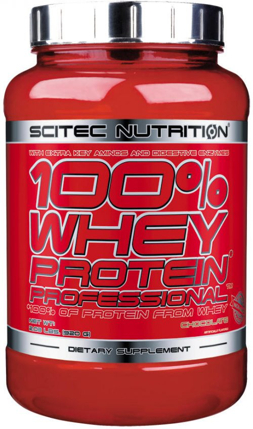Scitec Nutrition 100% Whey Protein Professional - 30 Servings Chocolat