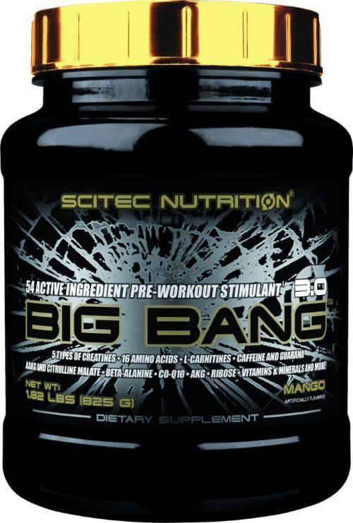 Scitec Nutrition Big Bang - 25 Servings Mango