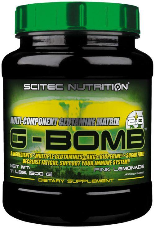 Scitec Nutrition G-Bomb - 35 Servings Pink Lemonade
