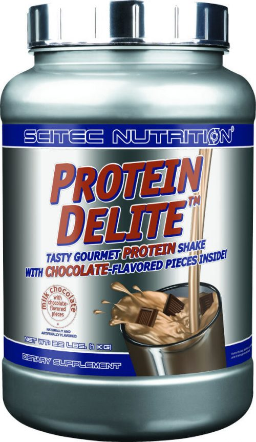 Scitec Nutrition Protein Delite - 33 Servings Alpine Milk Chocolate