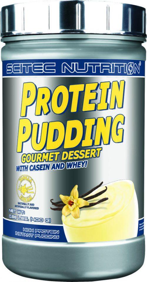 Scitec Nutrition Protein Pudding - 10 Servings Vanilla Ice Cream
