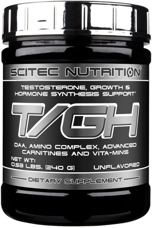 Scitec Nutrition T/GH - 30 Servings Unflavored