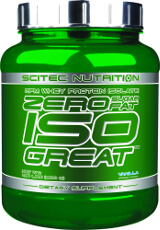 Scitec Nutrition Zero IsoGreat - 40 Servings Vanilla