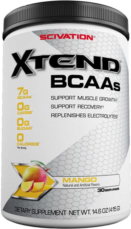 Scivation Xtend - 30 Servings Mango Nectar