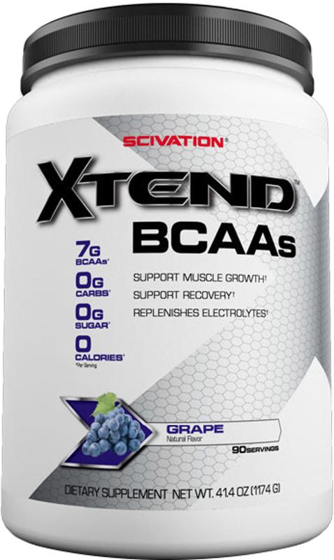 Scivation Xtend - 90 Servings Grape Escape