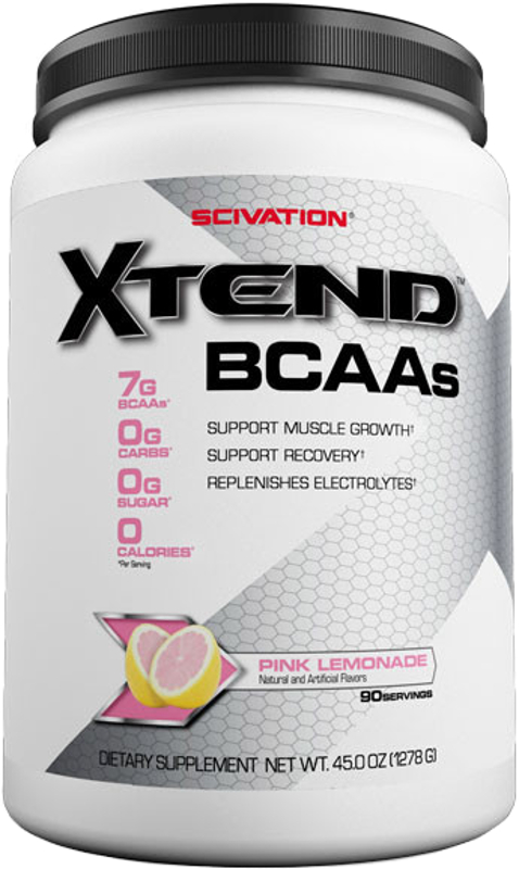 Scivation Xtend - 90 Servings Pink Lemonade