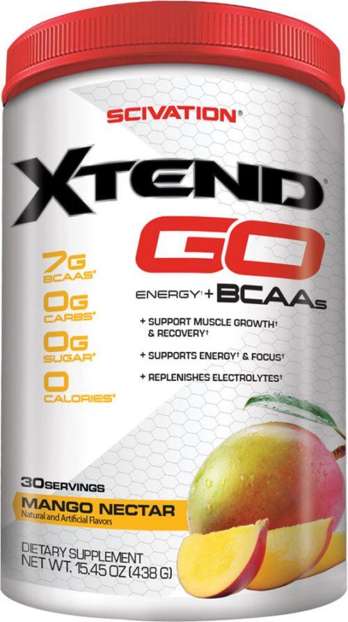 Scivation Xtend GO - 30 Servings Mango Nectar