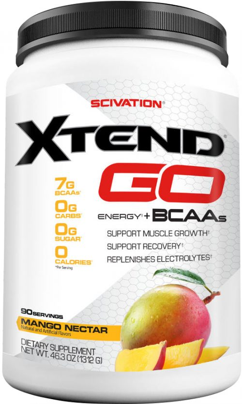 Scivation Xtend GO - 90 Servings Mango Nectar