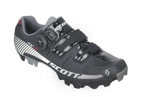 Scott MTB RC Lady Shoes - Women's - black/white gloss, eu 39