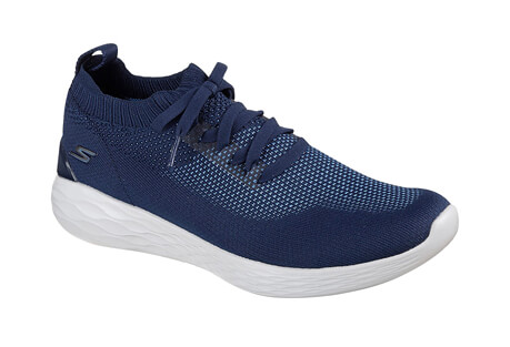 Skechers Knitted Slip Ons - Men's