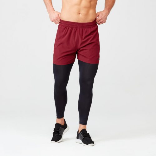 Sprint Shorts - Red - XS