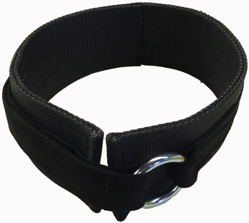 Spud Inc. 2 Ply Deadlift Belt - Black Medium