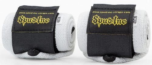 Spud Inc. Cotton Wrist Wraps - 40cm White