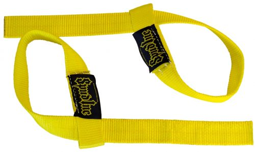 "Spud Inc. Wrist Straps - 1.5"" Pair Yellow"