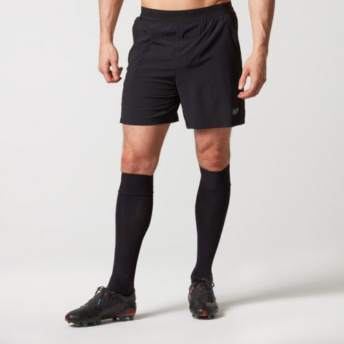 Strike Football Shorts - Black - XXL