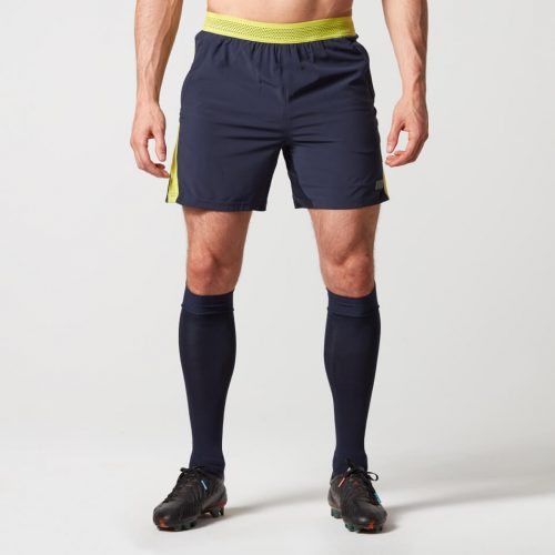 Strike Football Shorts - Navy - XL