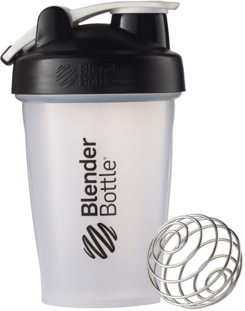 Sundesa Blender Bottle - 20oz Cyan