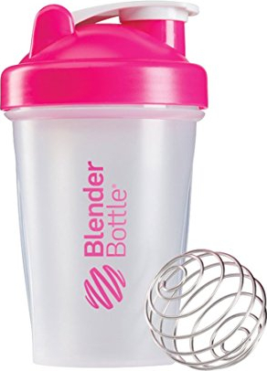 Sundesa Blender Bottle - 20oz Pink