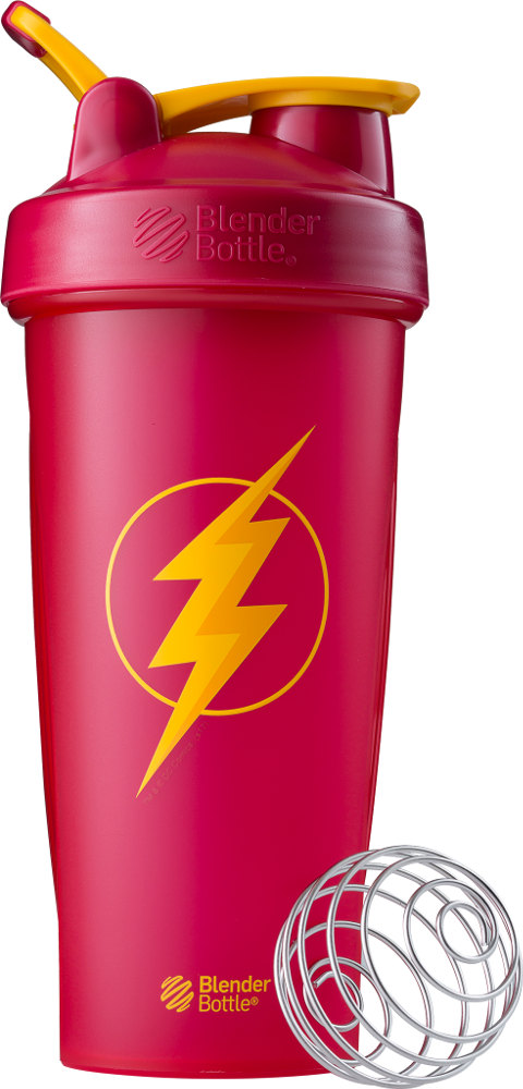 Sundesa BlenderBottle Classic DC Comics Series - 28oz Flash