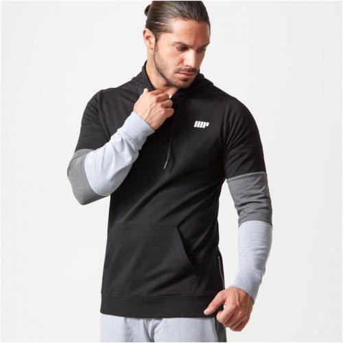 Superlite Pullover Hoodie - Black - S