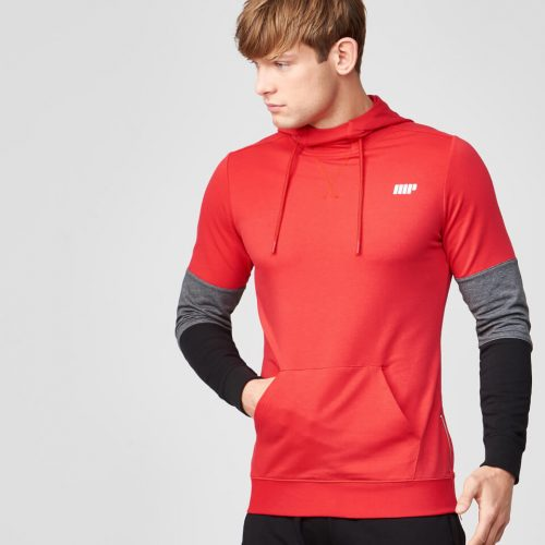 Superlite Pullover Hoodie - Red - M