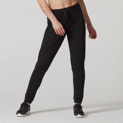 Superlite Slim Fit Joggers - Black - XS