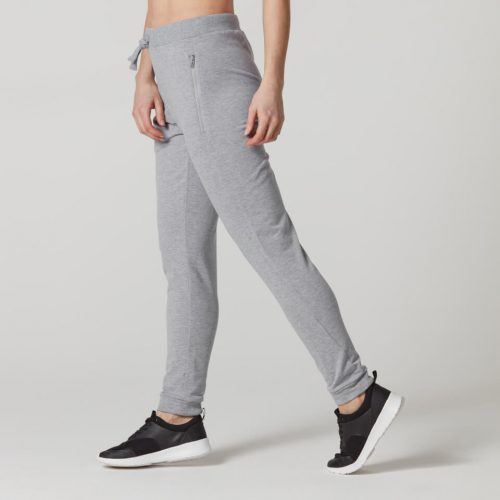 Superlite Slim Fit Joggers - Grey Marl - L