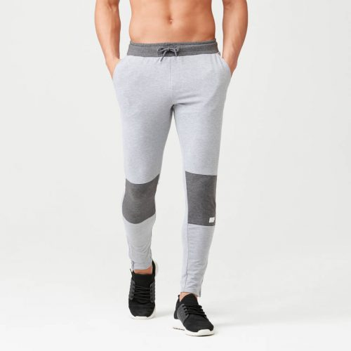 Superlite Slim Fit Joggers - Grey Marl - XXL
