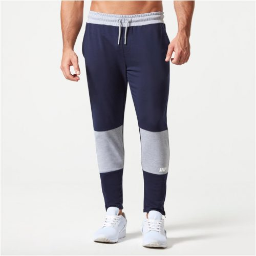 Superlite Slim Fit Joggers - Navy - S