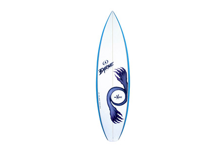 "Surftech 6'1"" Byrne/Owen Wright O-Zone Squash Tail"
