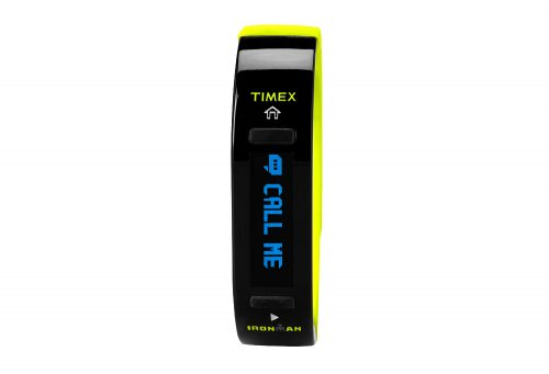 Timex Ironman Move X20 Full Activity Band - lime, adjustable