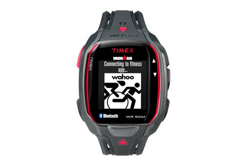 Timex Ironman Run X50+ Watch - black/red, adjustable