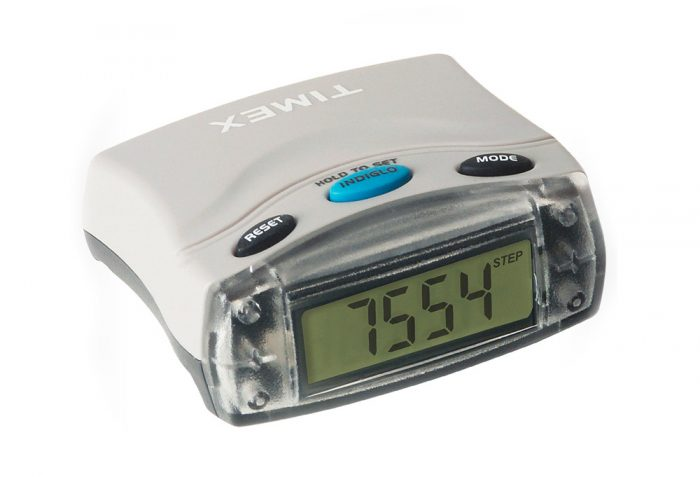 Timex Pedometer - grey, one size