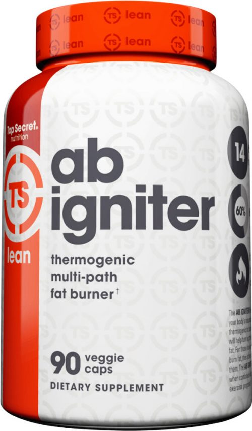 Top Secret Nutrition Ab Igniter - 90 VCapsules