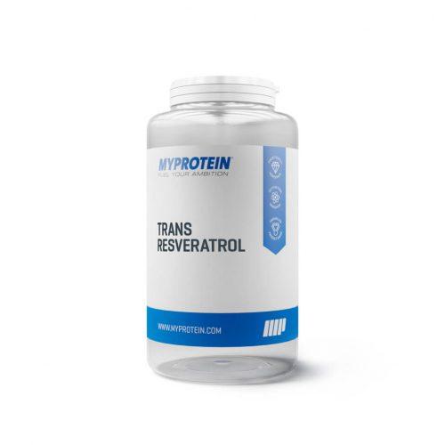 Trans-Resveratrol - Unflavoured - 60 tablets
