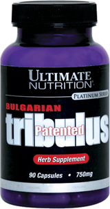 Ultimate Nutrition Bulgarian Tribulus - 90 Capsules