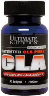Ultimate Nutrition CLA - 90 Softgels