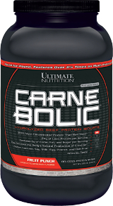 Ultimate Nutrition CarneBOLIC - 30 Servings Vanilla