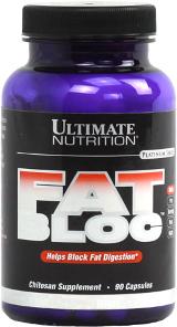Ultimate Nutrition Fat Bloc - 90 Capsules
