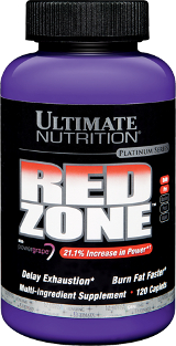 Ultimate Nutrition Red Zone - 120 Caplets