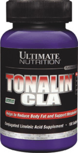 Ultimate Nutrition Tonalin CLA - 100 Softgels