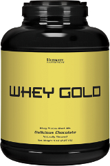 Ultimate Nutrition Whey Gold - 5lbs Vanilla